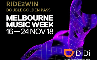 Win 1 x Double Golden Pass To MMW 2018